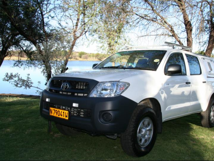 Advanced Car Hire Namibia