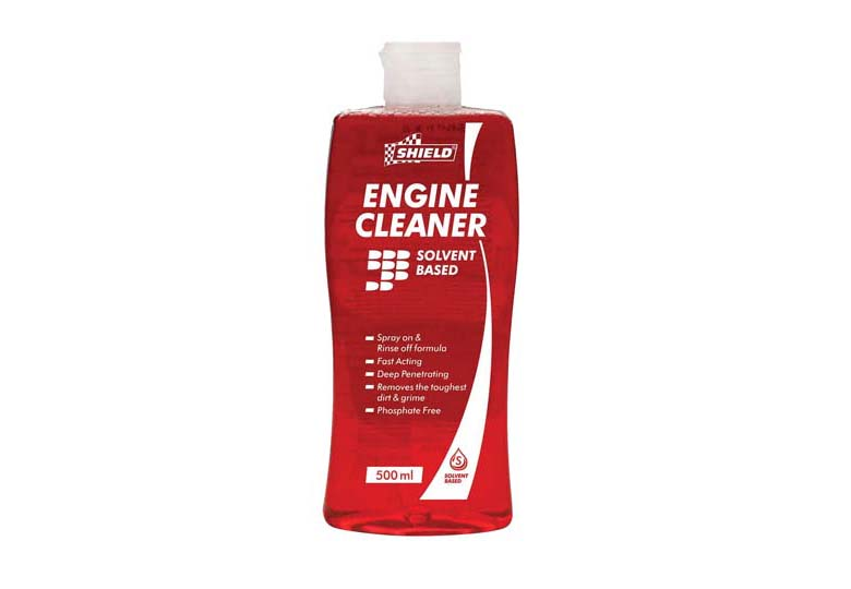 how to clean my engine