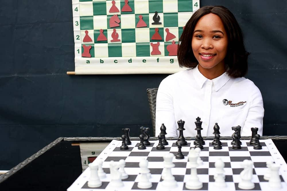 Lishen, the chess queen - People - Namibian Sun