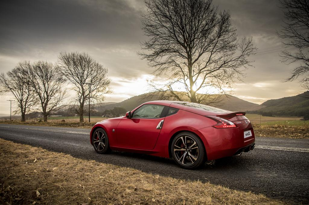 Nissan Has Revealed The Stunning Next Generation Nissan 370Z, Which Builds  On The Iconic Z Car Legacy That Began In The Sixties.