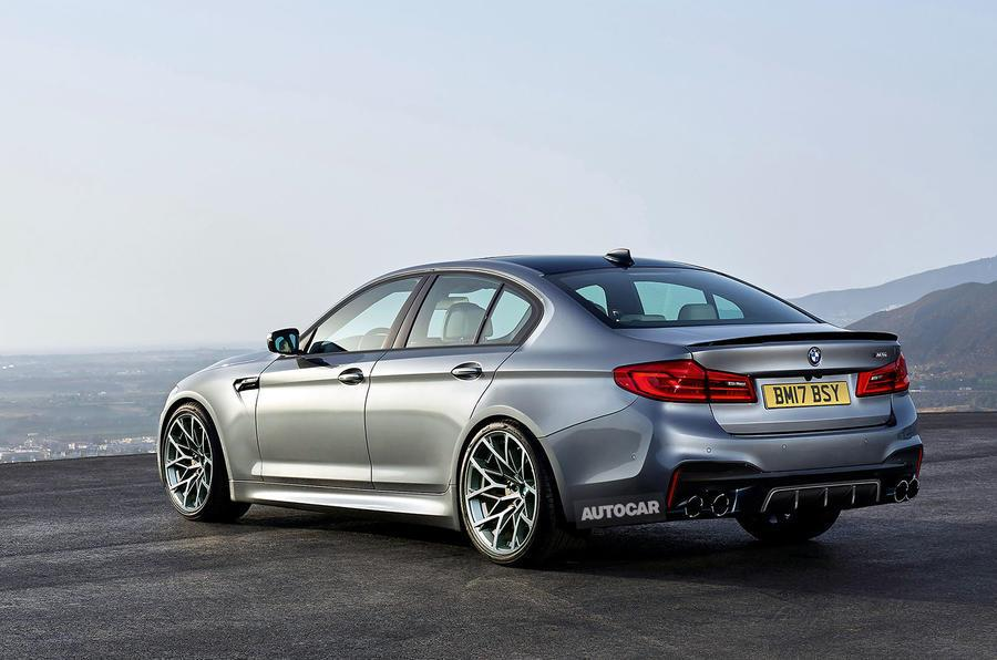 the new bmw m5 will have all-wheel drive - motors - republikein