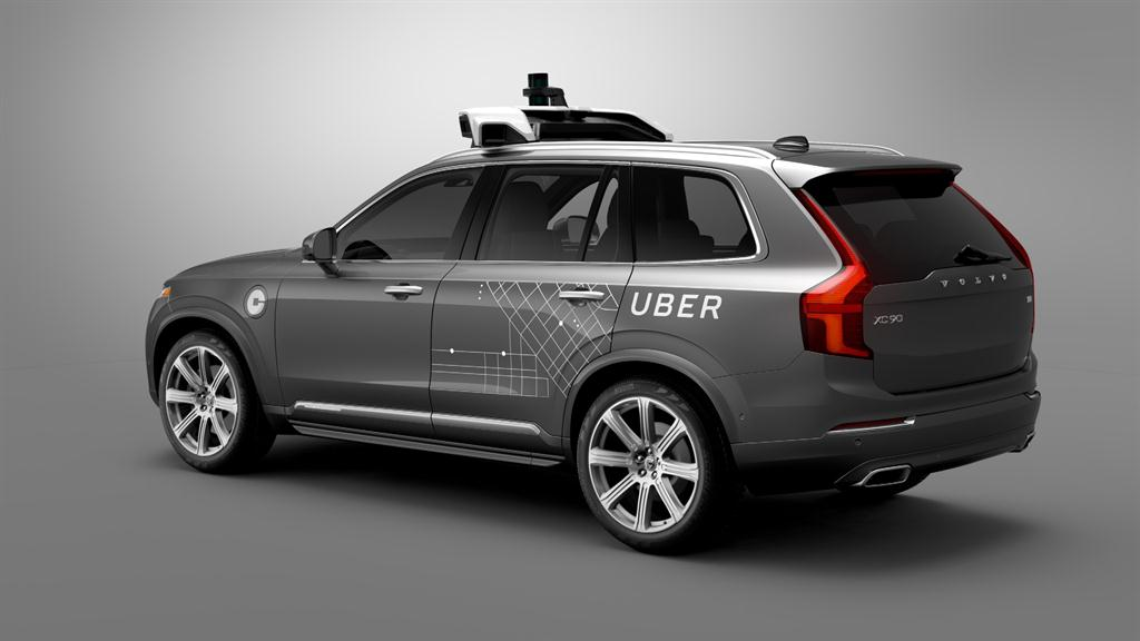 Volvo And Uber Extend Their Partnership Motors Republikein