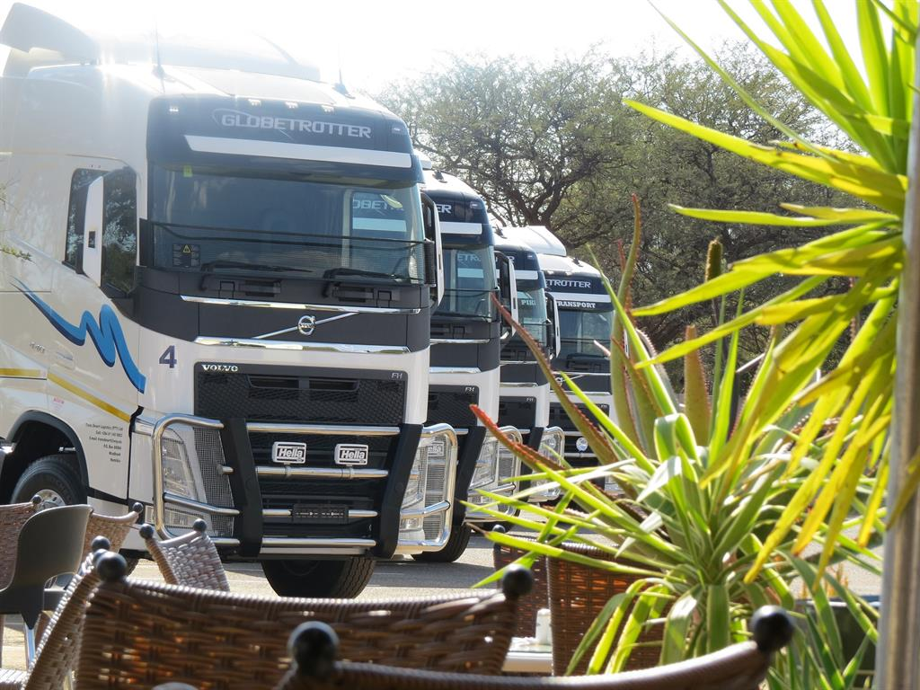 Auto Sueco Namibia Introduced Its New FH Series Truck Range To Local Media In Windhoek Recently The From Ground Up Is Loaded With