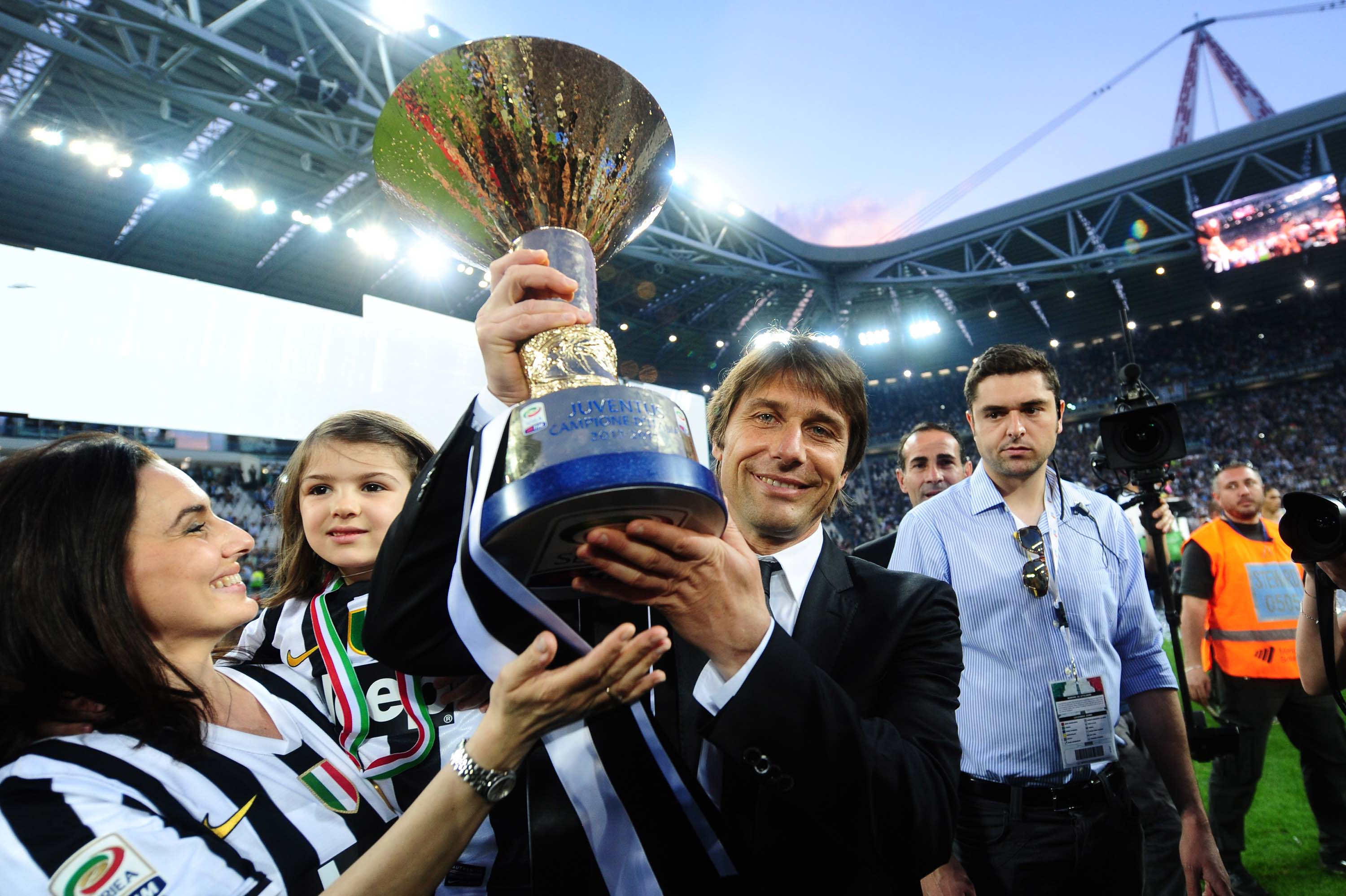Image result for conte serie a champion