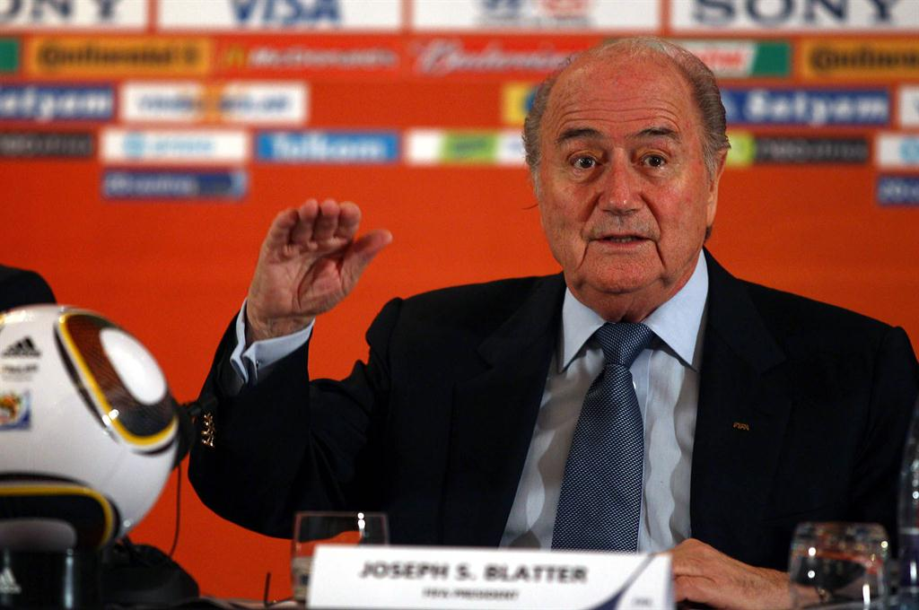 Blatter says European draws have been fixed - Sports - Namibian Sun