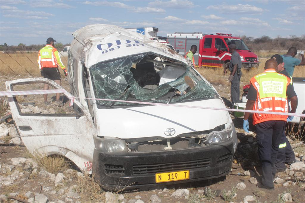 Car crashes kill over 500 in 2017 - Accidents - Namibian Sun