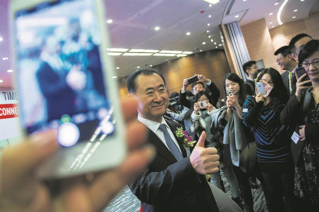 Chinese tycoon set to build more billions with IPO