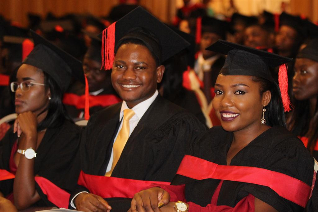 Female students dominate Nust graduation - Education