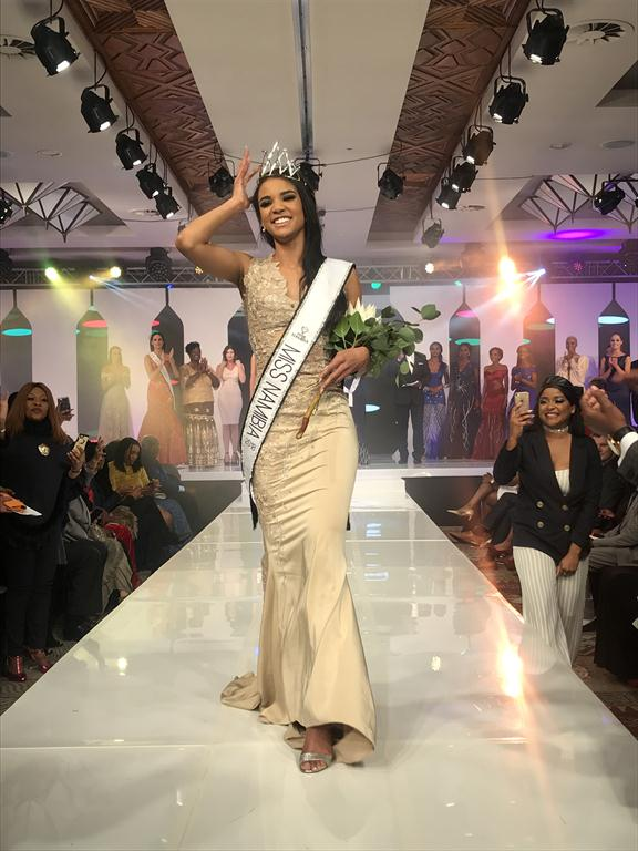 Is Miss Namibia all it can be? - Art And Entertainment