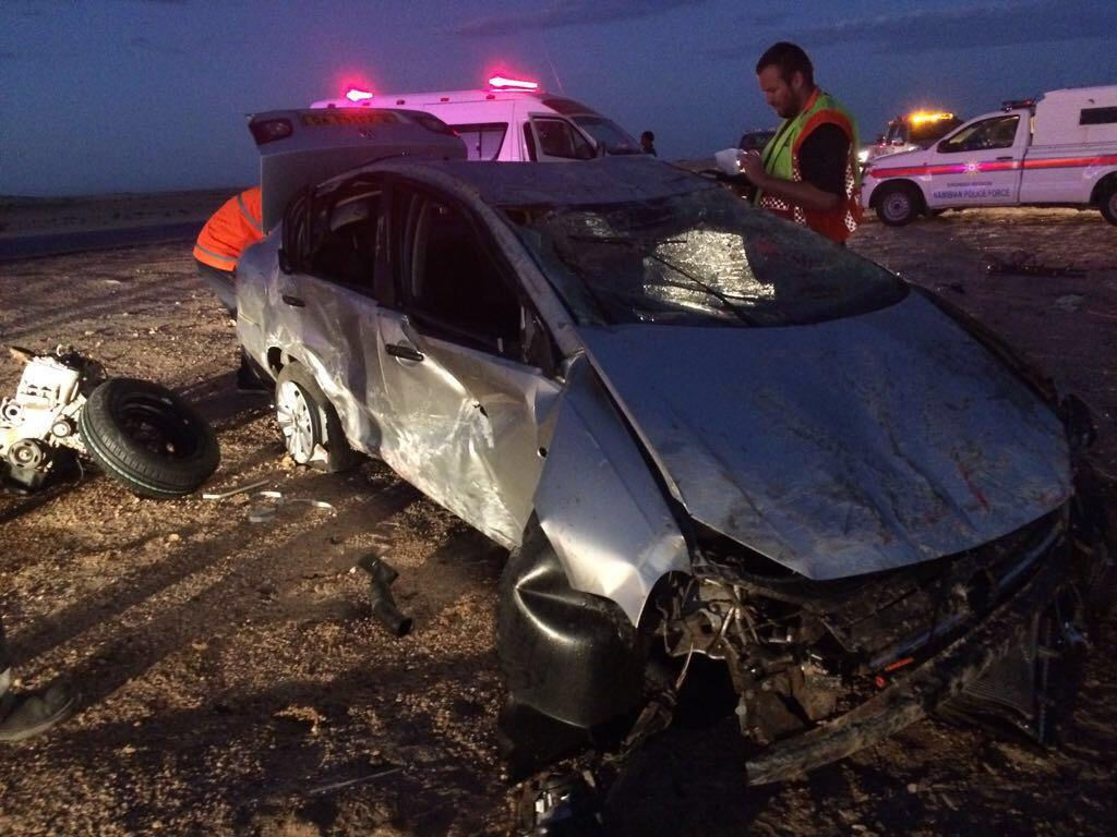 Miracle' baby survives crash - Accidents - Namibian Sun