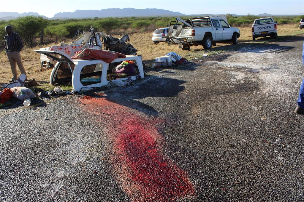 Roaming cow causes major crash - Accidents - Namibian Sun