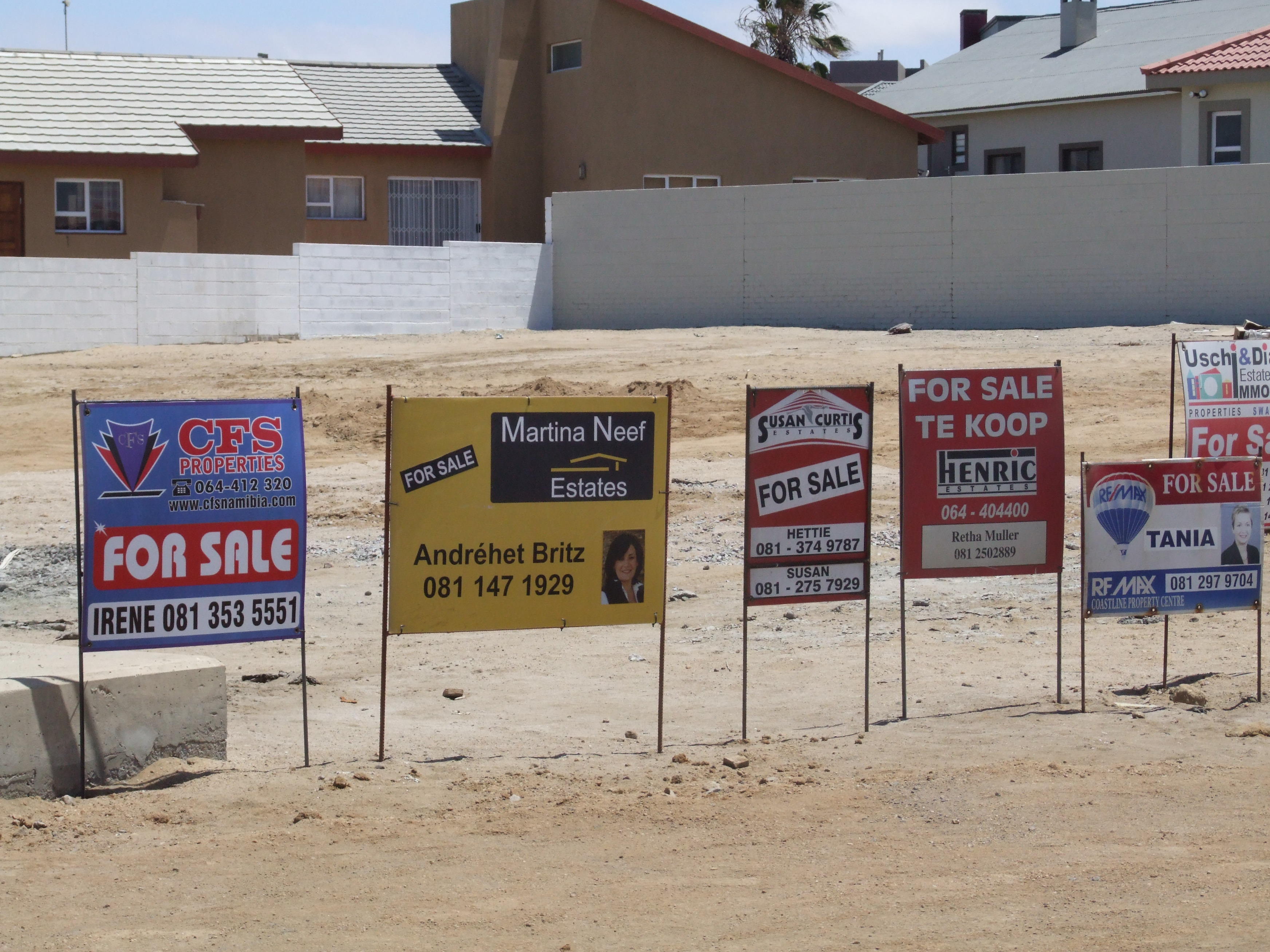 Rogue estate agents' days numbered - Business - Namibian Sun