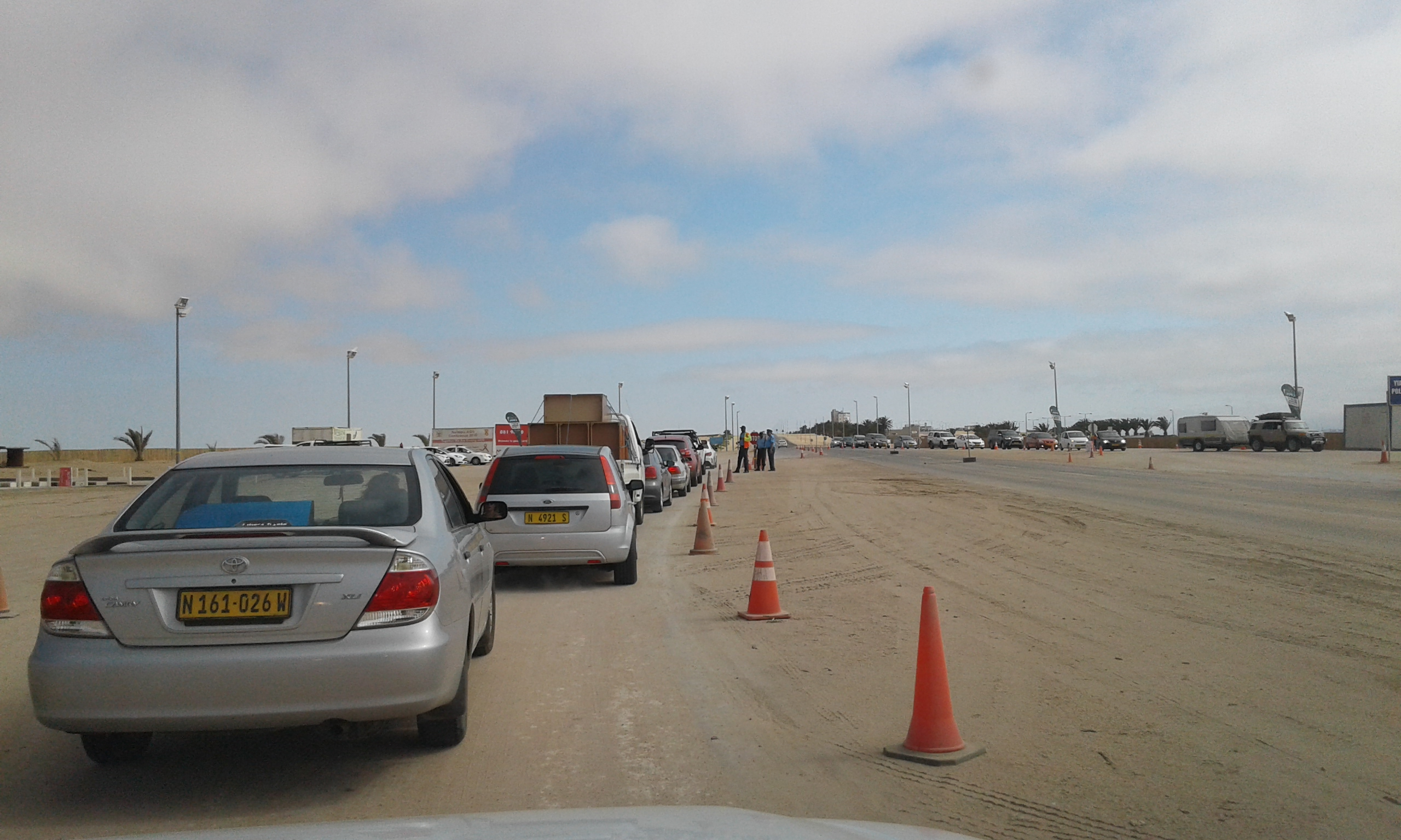 Traffic fines top N$7 million - Accidents - Namibian Sun