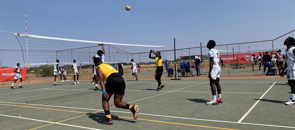 Volleyball heads to the coast - Sports - Namibian Sun