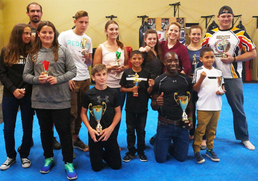 Action-packed year for kick boxers - Sports - Erongo