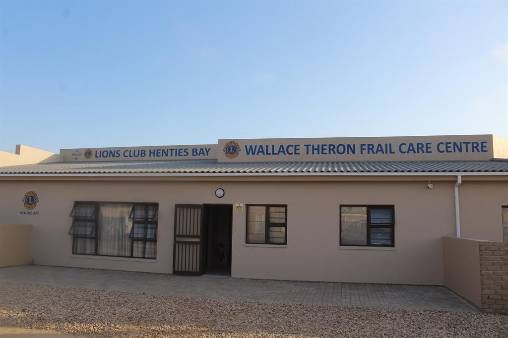 Frail care centre opened - Infrastructure - Erongo