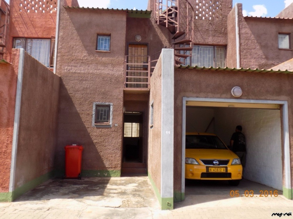 2 bedroom townhouse for sale pioniers park my namibia for 2 bedroom townhouse