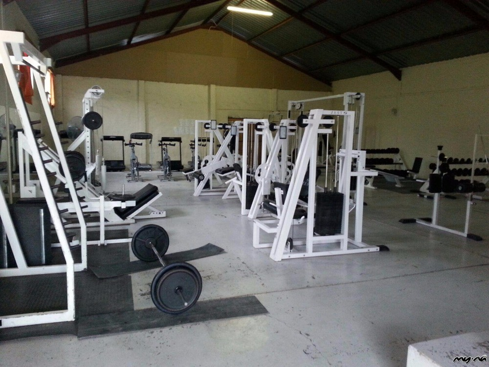 Entire Gym Facility Content Grootfontein Health Amp Fitness