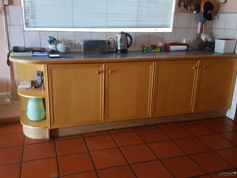 Solid Maple Wood Kitchen Cupboards My Namibia