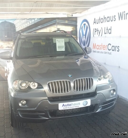 2009 bmw x5 35d xd autohaus windhoek volkswagen namibia. Black Bedroom Furniture Sets. Home Design Ideas
