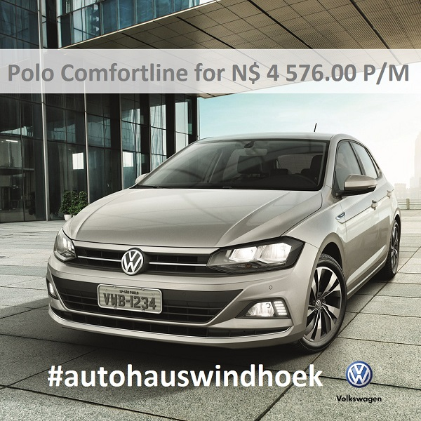 Polo Comfortline for N$ 4576 P/M