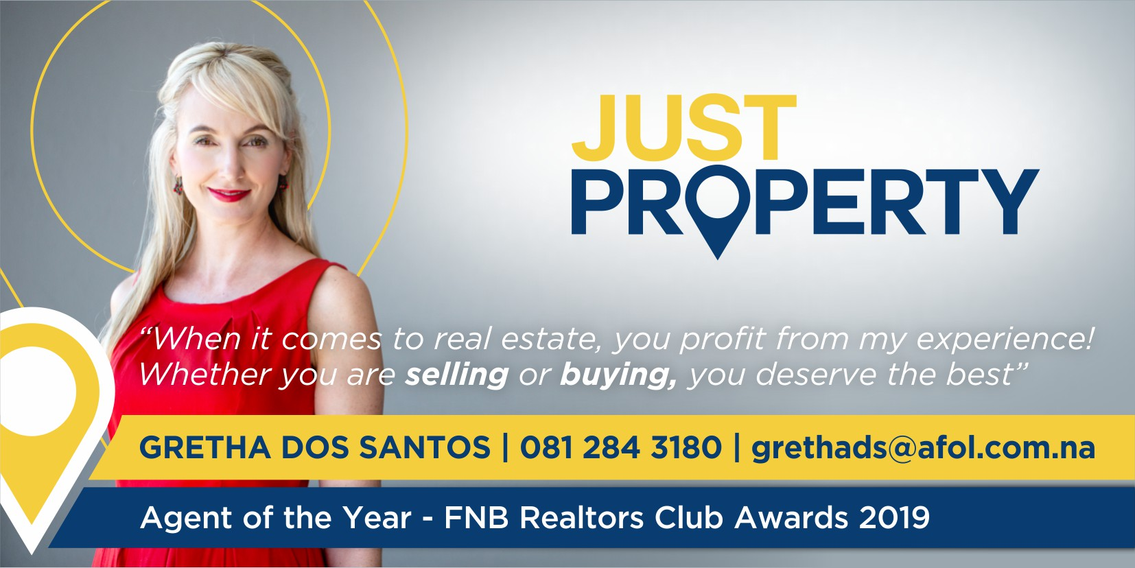 Just Property - Gretha Dos Santos