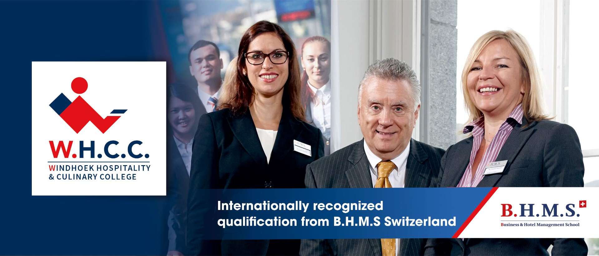 Internationally Recognized qualification from BHMS Switzerland