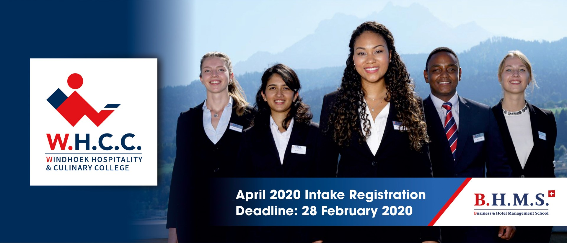 April 2020 Intake Registration