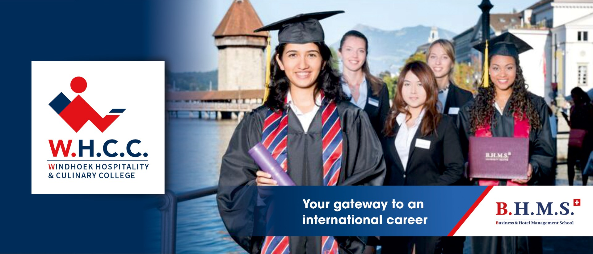 Your getaway to an international career