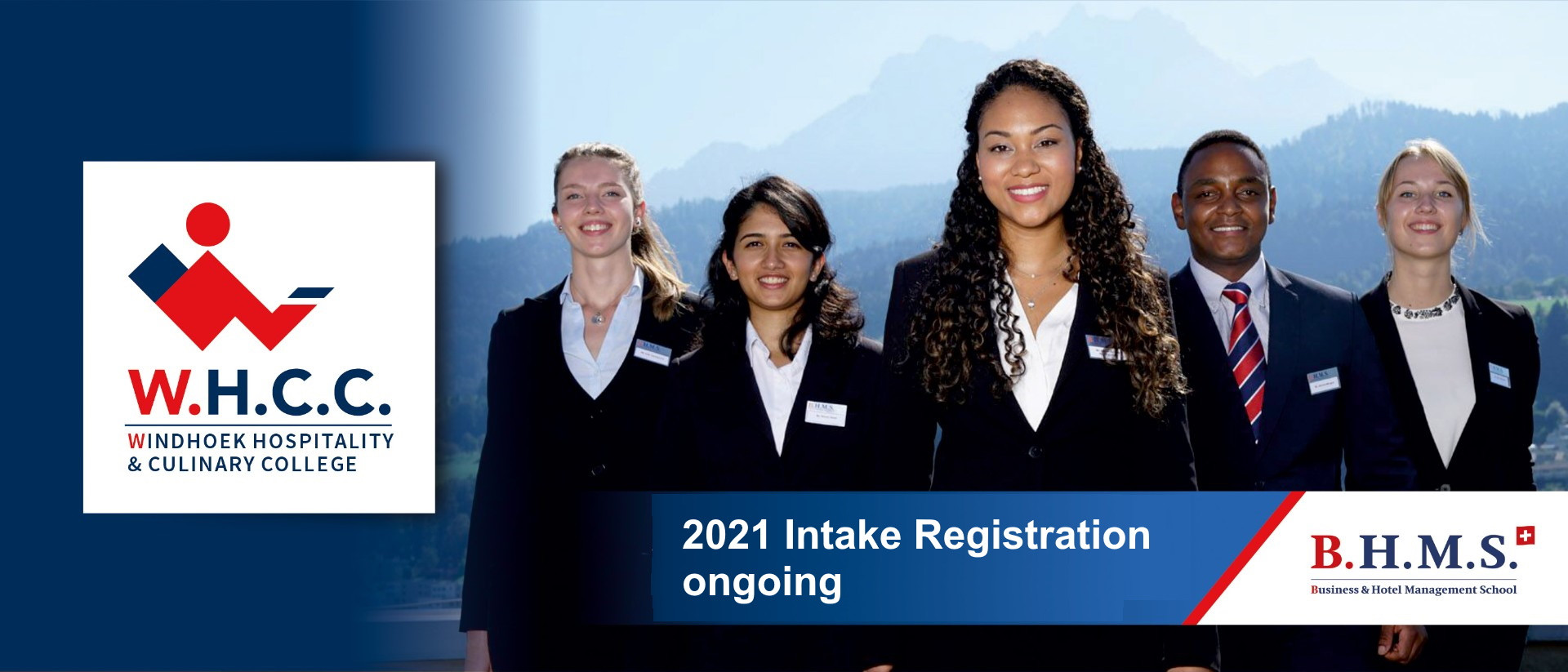 2021 Intake Registration Ongoing